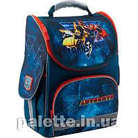 Рюкзак школьный каркасный Kite Education Transformers TF19-501S-1