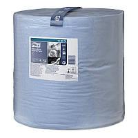 Протирочный бумажный материал Tork повышенной прочности 130070