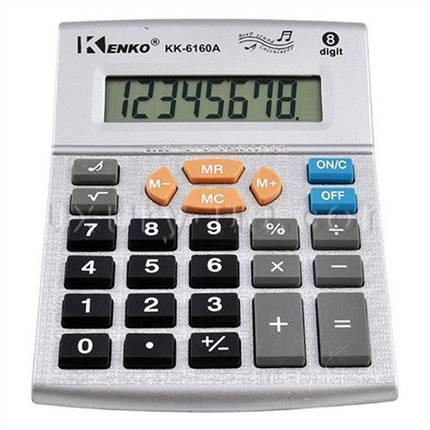 Калькулятор Kenko 6160/6180, фото 2