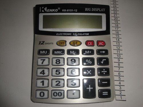 Калькулятор Kenko 8151