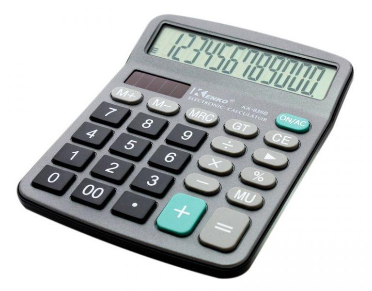 Калькулятор Kenko 836B/837B