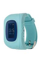 Детские часы-трекер ERGO GPS Tracker Kid`s K010 Blue