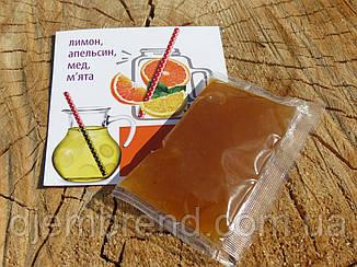 Лимонад цитрус Frullato натуральный, 40 г