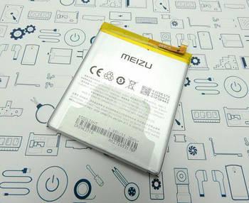 Батарея аккумуляторная BA612 Meizu M5s Сервисный оригинал с разборки (до 10% износа)