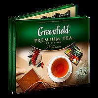 """Чай GREENFIELD  """"Набор из 24 видов пакетованного чая"""""""