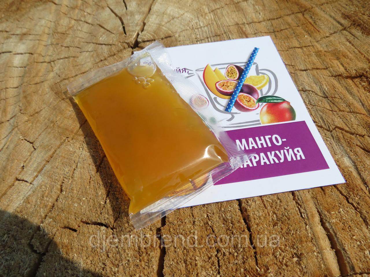 Лимонад манго-маракуйя Frullato натуральный, 40 г