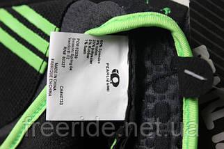 Велоперчатки беспалые Pearl Izumi (L) с петельками, фото 3