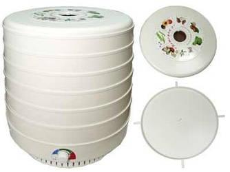Сушарка для фруктів і овочів Вітерець-2-Jarkoff потужністю 600 Вт