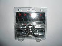 """Набор секретных гаек на колесные диски 1/2""""RH 5пр. F-644205 Forsage"""