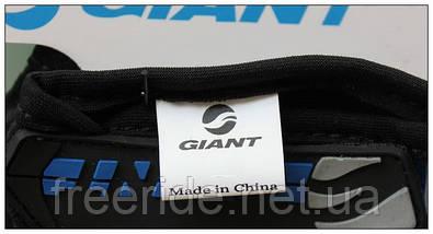 Велоперчатки беспалые GIANT (M) красные, фото 3