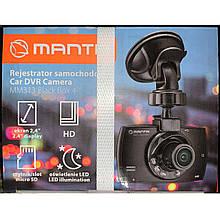 """Видеорегистратор Manta MM313 (2,4"""" экран, FullHD запись видео) Польша"""