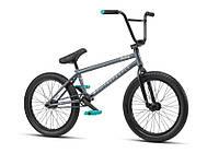 Велосипед BMX WeThePeople JUSTICE 20.75 metallic grey 2019, фото 1