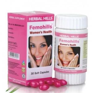 "БАД для женщин ""Фемохилс"" -(30капс.,Индия)"