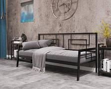 Диван - кровать металлический Квадро (с доставкой)