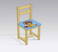 Детский стульчик Львенок ТМ Мася