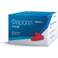 """БАД для мужчин """"Феролл """"- для улучшения репродуктивной функции мужчин (капсулы 60,Украина)"""