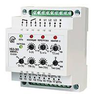 Блок УБЗ-301-01 защиты лифтовых электродвигателей Новатек