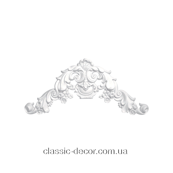 Орнамент Classic Home HW-52800 (800*370*55 mm)  лепной декор из полиуретана,