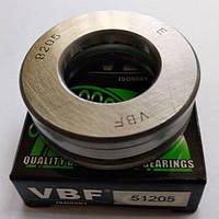 Подшипник 51205 (8205) VBF 25*47*15, фото 1