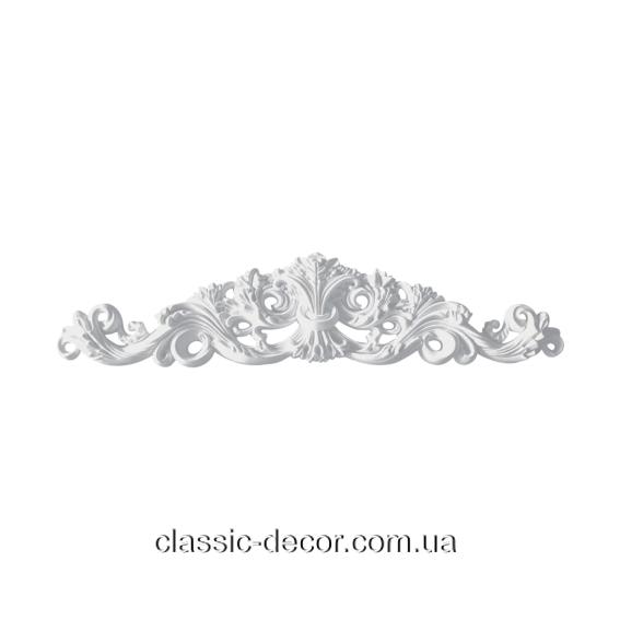 Орнамент Classic Home HW-52907 (907*196*40 mm)  лепной декор из полиуретана,