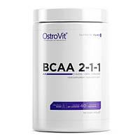 Аминокислоты BCAA - OstroVit BCAA 2-1-1 /400 g