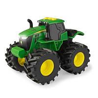 John Deere: трактор Monster Treads со световыми и звуковыми эффектами