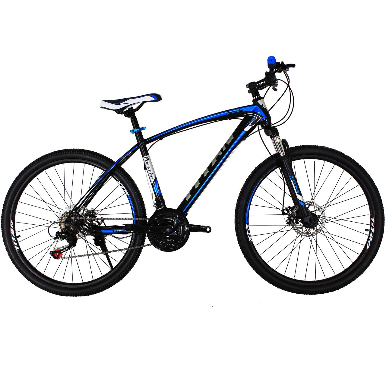 """Горный велосипед 26"""" TITAN PORSCHE DD (Shimano, моноблок)"""