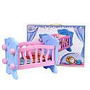Ліжечко для ляльки ТехноК 4166, фото 2