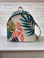 Рюкзак комбінований папороть RM2x1