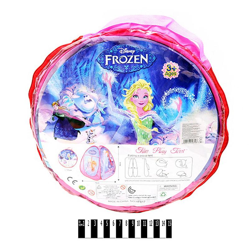"""Палатка """"Frozen"""" HF017 р.33*33*3  см *"""