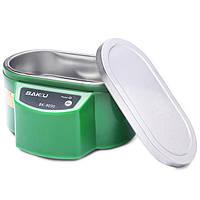 Ультразвуковая ванна 0,7л BAKU BK-9030 один режим работы (30W), металлическая крышка