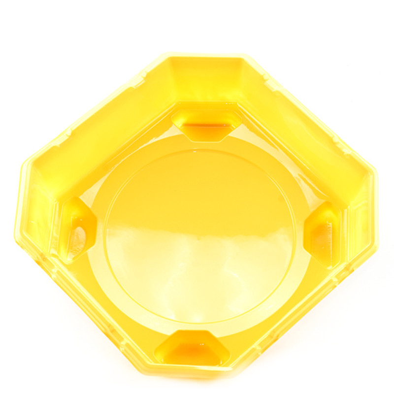 Арена для ВВ жовта (квадрат)