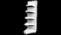 Стеллаж внутреннего угла 45, фото 1