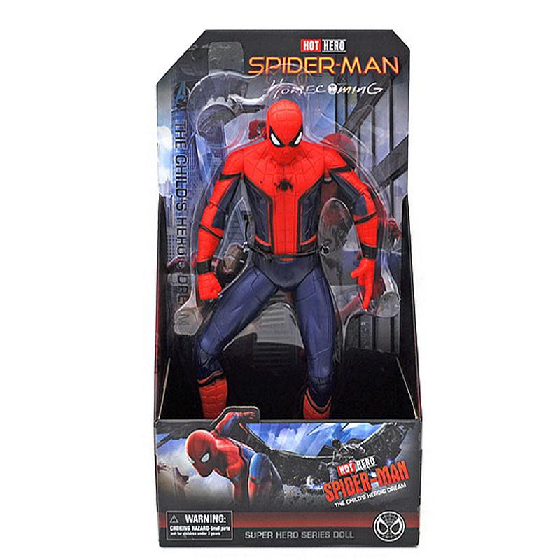 """Герой """"SPIDERMAN"""" (коробка) 3332B р.22*10,5*38,5см. *"""