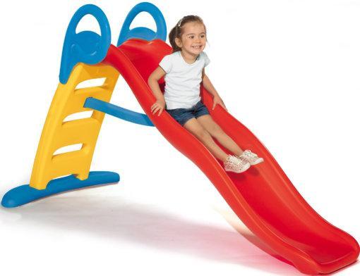 Горка Smoby Toys Веселая волна с водным эффектом длина 200 см (820403)