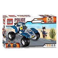 """Конструктор Brick  """"Police"""" кор.30*17,5*5см"""