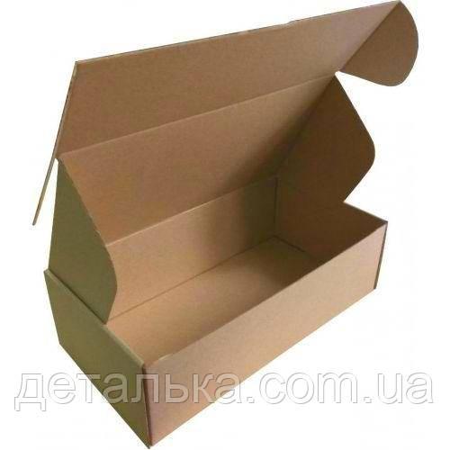 Самосборные картонные коробки 196*83*30 мм.