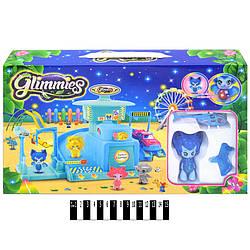 """Фігурки ляльок з будиночком """"GLIMMIES"""" арт. YM003L"""