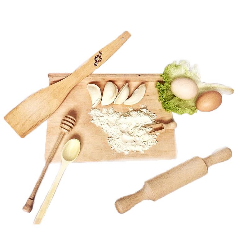 Кухонний набір №2 для юної господині 15*22см 6 предметів