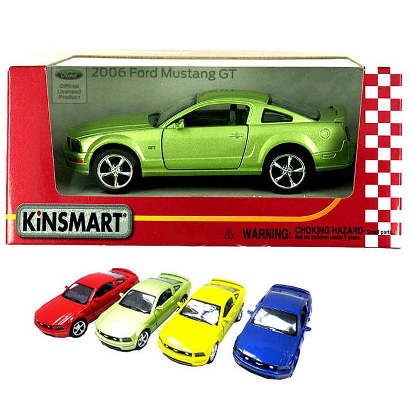 Машина Kinsmart  2006 FORD MUSTANG GT