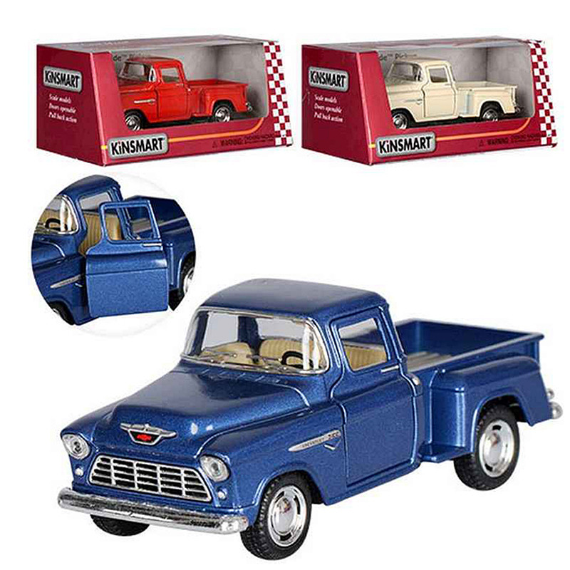 "Машина Kinsmart ""Chevy Stepside 1955"""
