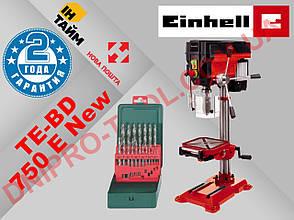 Настольный сверлильный станок Einhell TE-BD 750 Е (BT BD 501 701 801 350), фото 2