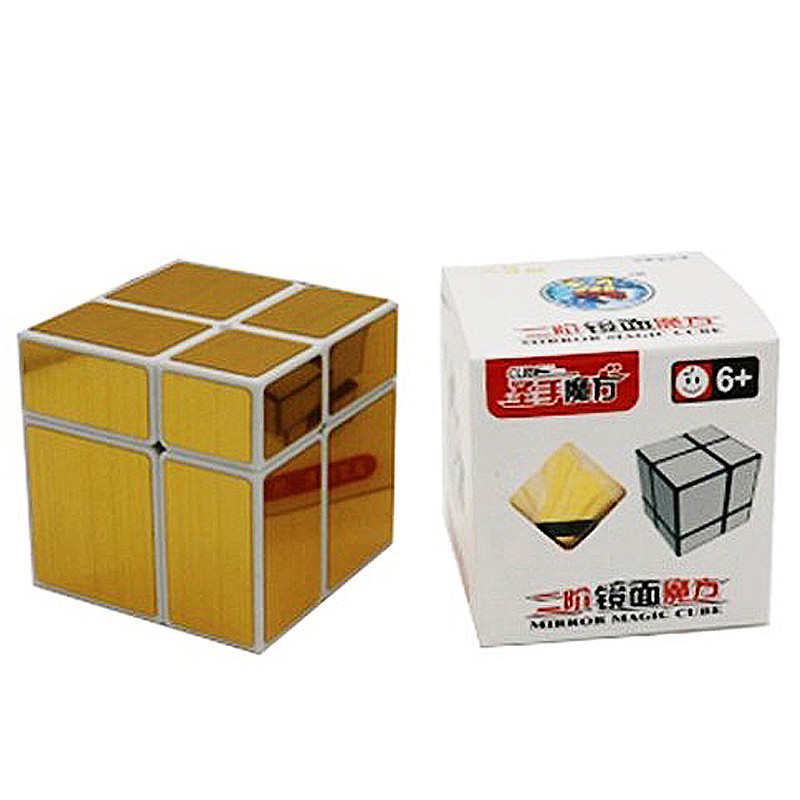 Кубик Рубика Gold 2x2, арт. GC045046