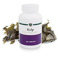 Бурая водоросль Kelp     Йод   для щитовидной железы