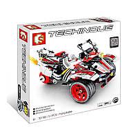 """Конструктор Sembo 701700 """"Трицикл"""" (аналог Lego Technic), 511 дет, фото 1"""