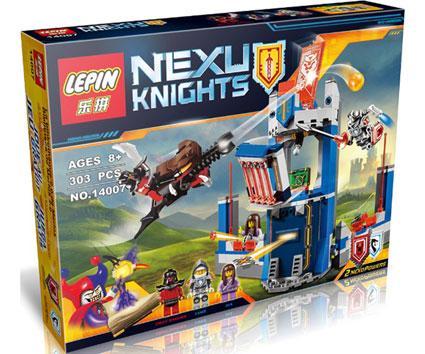 "Конструктор""NEXO knights"" 303 дет."