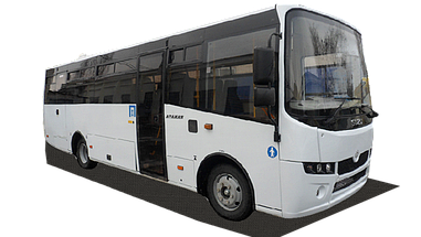 Міжміський автобус А09216.Евро 5