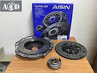 Комплект сцепления Mitsubishi Lancer 9 1.6 2003-->2009 Aisin (Япония) KM-008