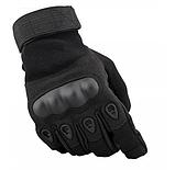 Перчатки для мотоцикла полнопалые Oakley XL размер черные, фото 5