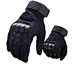 Перчатки для мотоцикла полнопалые Oakley XL размер черные, фото 7
